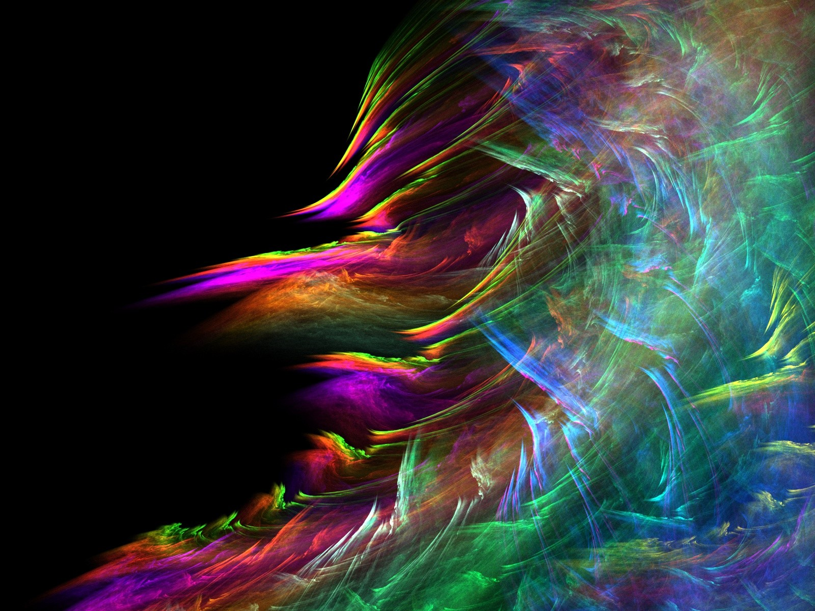 Free trippy wallpapers with unearthly spirit designfloat - Desktop wallpaper 1600x1200 ...